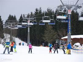 The ski carousel Winterberg offers a total of 32 runs.