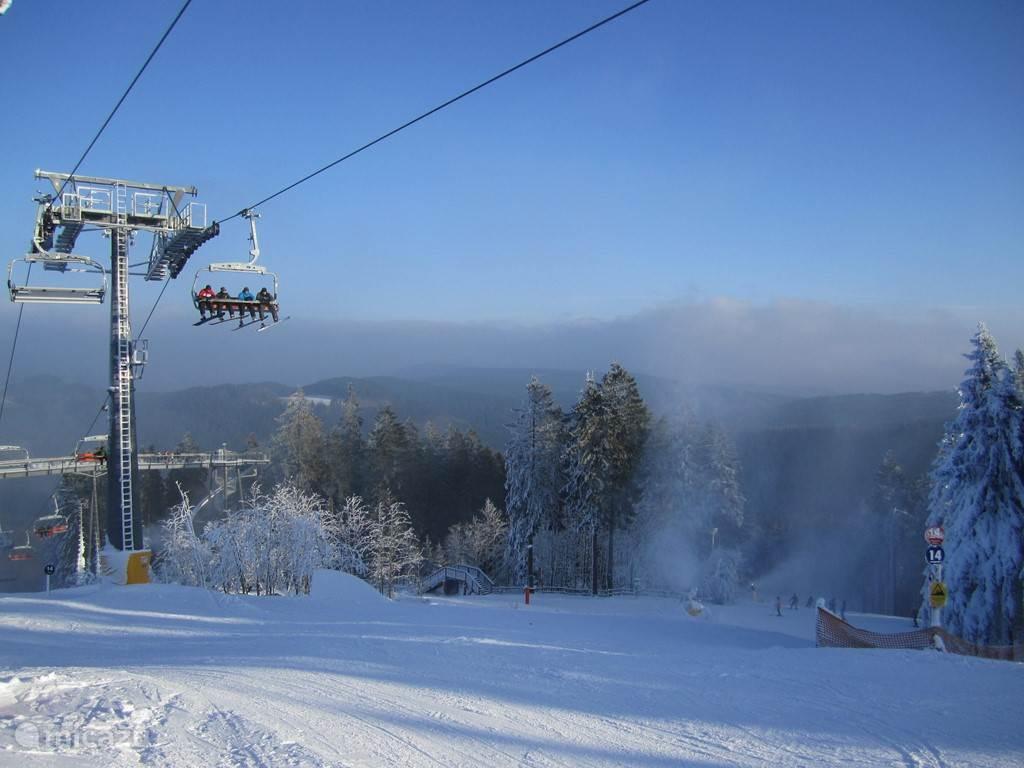 Skipiste Kappe (Skikarussel Winterberg)