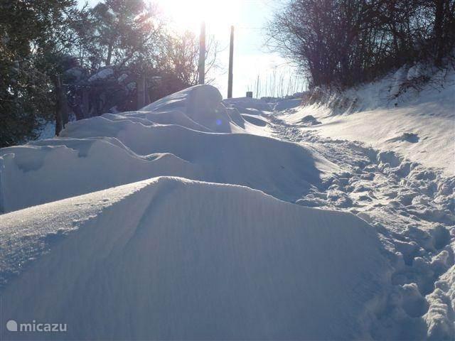 sprookjesachtige  winters in Abruzzo