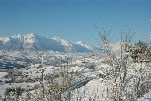 fairytale winters in Abruzzo