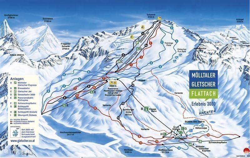 Flattach, das Ganzjahres-Skigebiet in Kärnten!