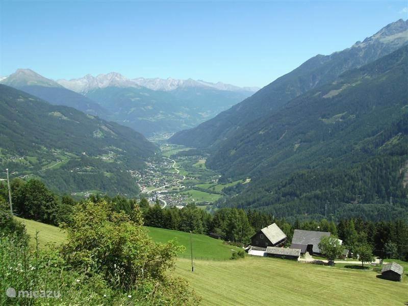 Vakantiehuis Oostenrijk, Karinthië, Flattach Chalet Almhaus Hüttenromantik