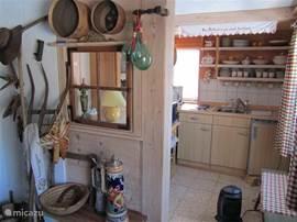 kitchenette gelijkvloers
