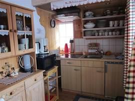 kitchenette floor