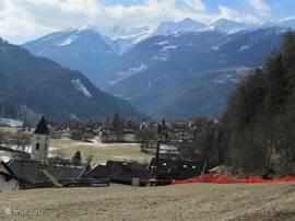 Flattach village