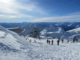 Mölltaler Gletscher Flattach: more snow sure, even in the Gastein Valley can not be skied.