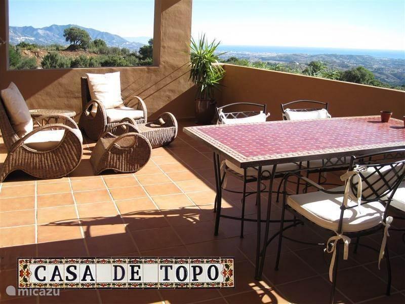Vakantiehuis Spanje, Costa del Sol, Marbella appartement Casa de Topo