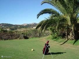 Golfbanen in de onmiddellijke nabnijheid.