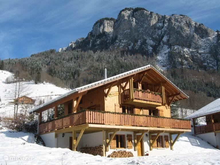 Vakantiehuis Frankrijk, Haute-Savoie, Abondance chalet Chalet L'Aiglon