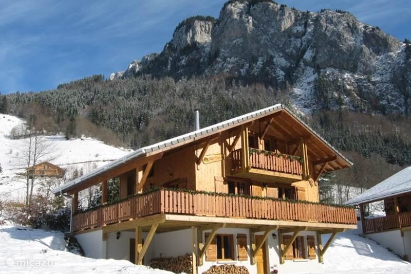 Ferienwohnung Frankreich, Haute-Savoie, Abondance Chalet Chalet L'Aiglon