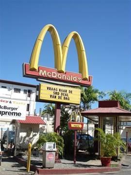Voor wie niet zonder Mac food kan...