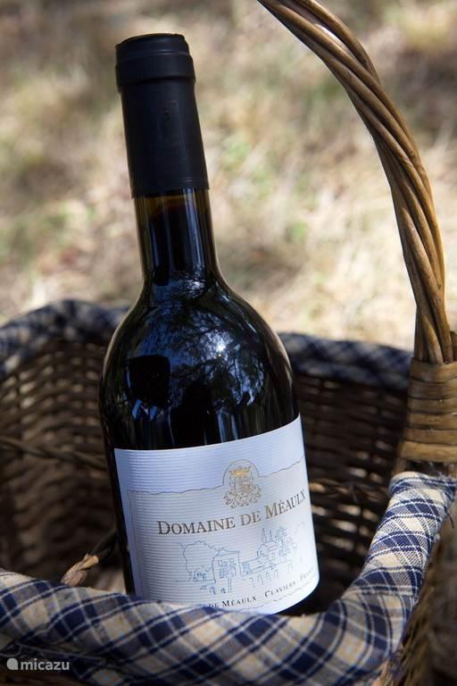 In de regio zijn veel goede wijnhuizen te vinden