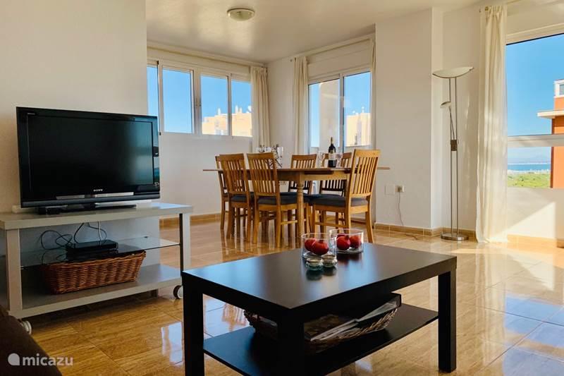 Vakantiehuis Spanje, Costa Blanca, Guardamar del Segura Penthouse Penthouse Antaviana