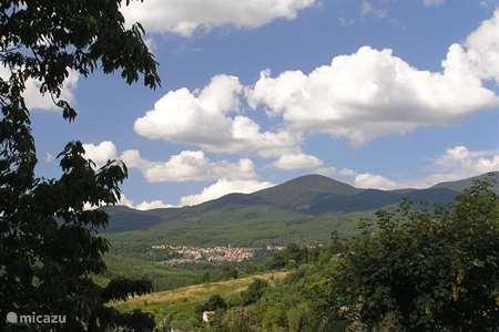 Vakantiehuis Italië, Toscane, Santa Fiora boerderij Podere di Maggio