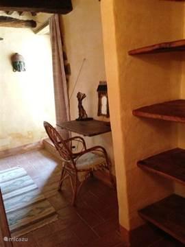 Slaapkamer Casa Grande (2 pers.)