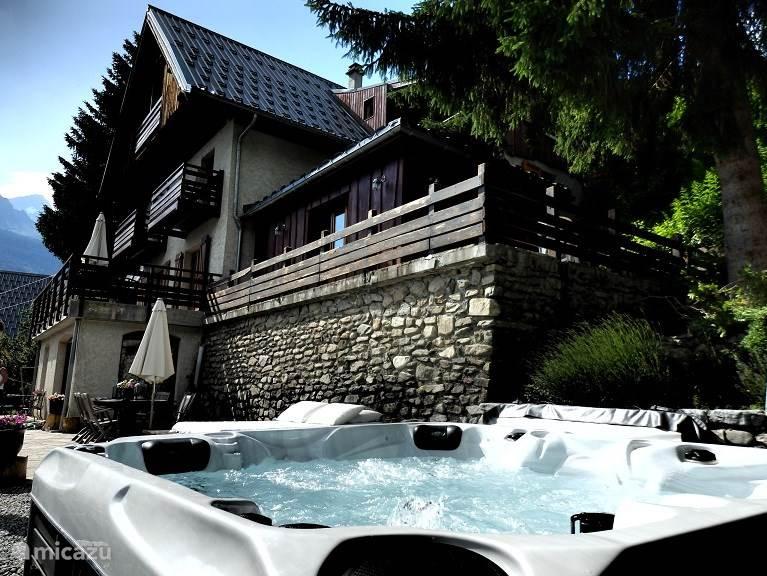 Vakantiehuis Frankrijk, Rhône-Alpes, Vaujany bed & breakfast  Chalet La Maitreya