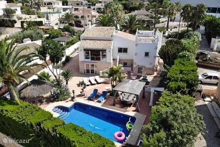 Ferienwohnung Spanien, Costa Blanca, Benissa villa Villa Villahermosa Moraira