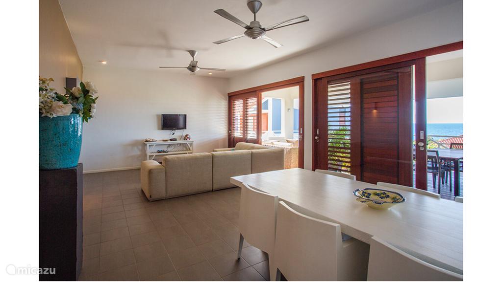 Vacation rental Curaçao, Banda Ariba (East), Jan Thiel Apartment Bon Biento, 6p. appartement
