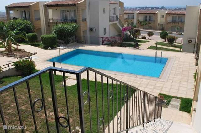 Vacation rental Cyprus – apartment Rhapsody in Blue