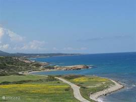 Onontdekte kusten in Noord Cyprus. Je bent nu nog op tijd om een eiland in de Middellandse Zee te ontdekken, voordat het massatoerisme komt ...