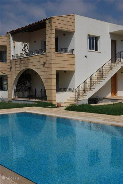 Vakantiehuis Cyprus, Noord-Cyprus, Bogaz Appartement Rhapsody in Blue