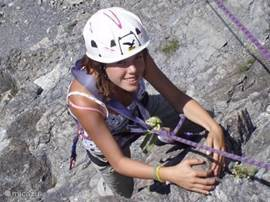 Climbing can be accompanied by an experienced instructor to learn