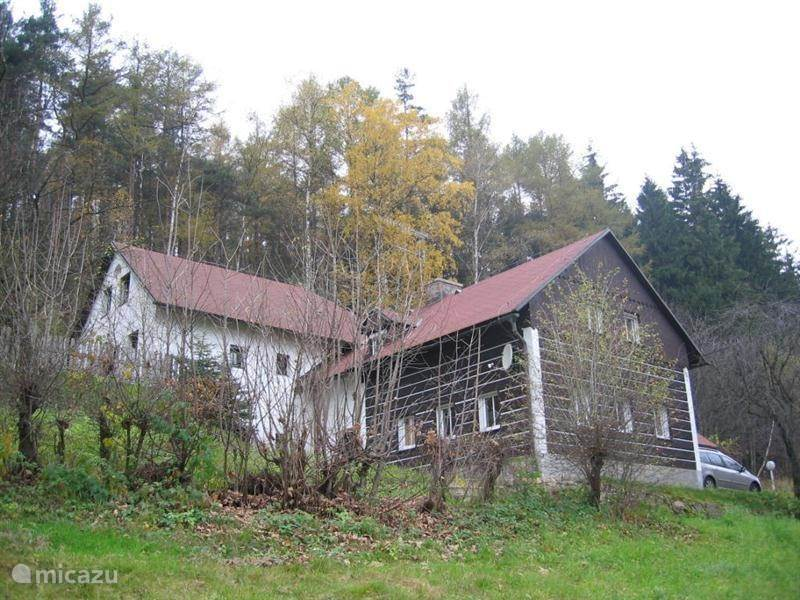 Vacation rental Czech Republic, North Bohemia, Hodkovice nad Mohelkou Holiday house Our house with your own sauna