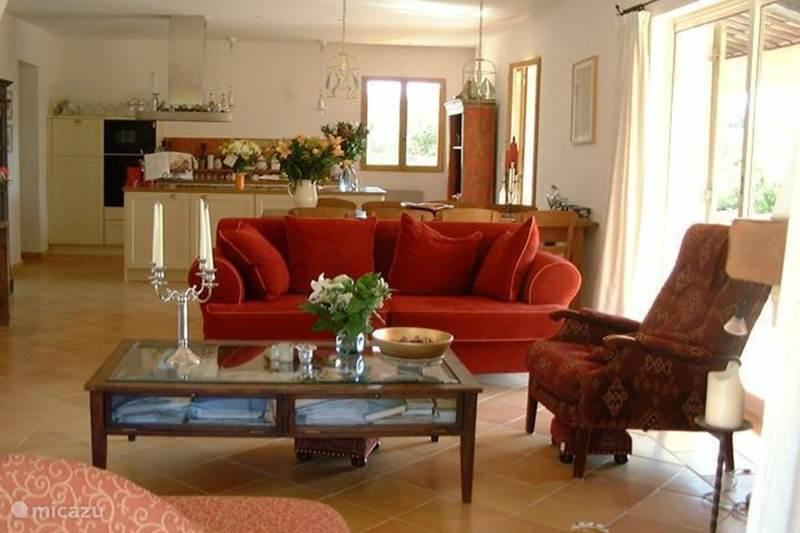 Vakantiehuis Frankrijk, Var, Régusse Villa Lilas d'été Lac StCroix GorgesVerdon