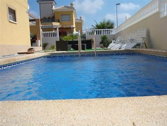 Vakantiehuis Spanje, Costa Blanca, Algorfa - villa Casa Costa Blanca