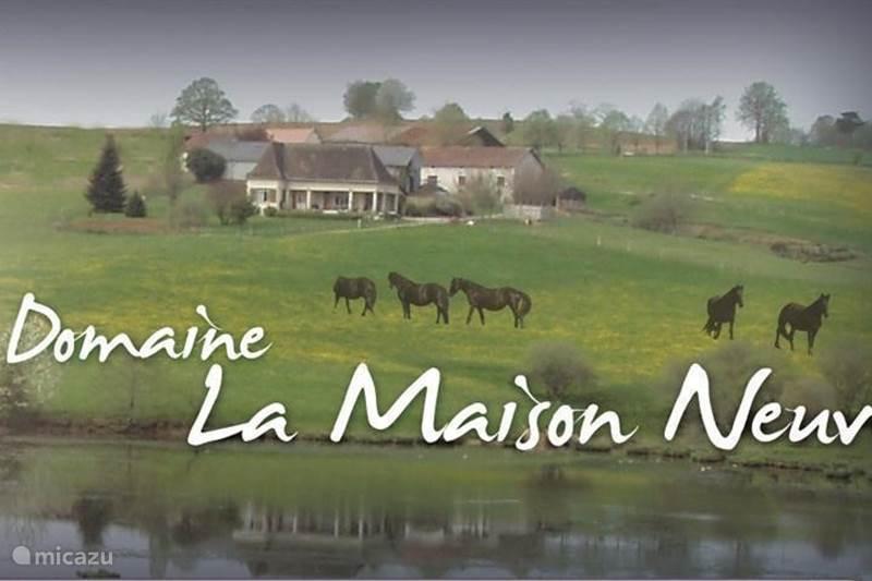 Vakantiehuis Frankrijk, Dordogne, Savignac-Lédrier Gîte / Cottage La Maison Neuve Maison De Maitre