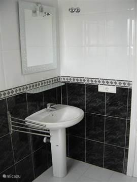 Wastafel badkamer 1.