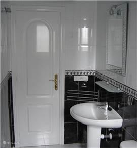Wastafel badkamer 2.
