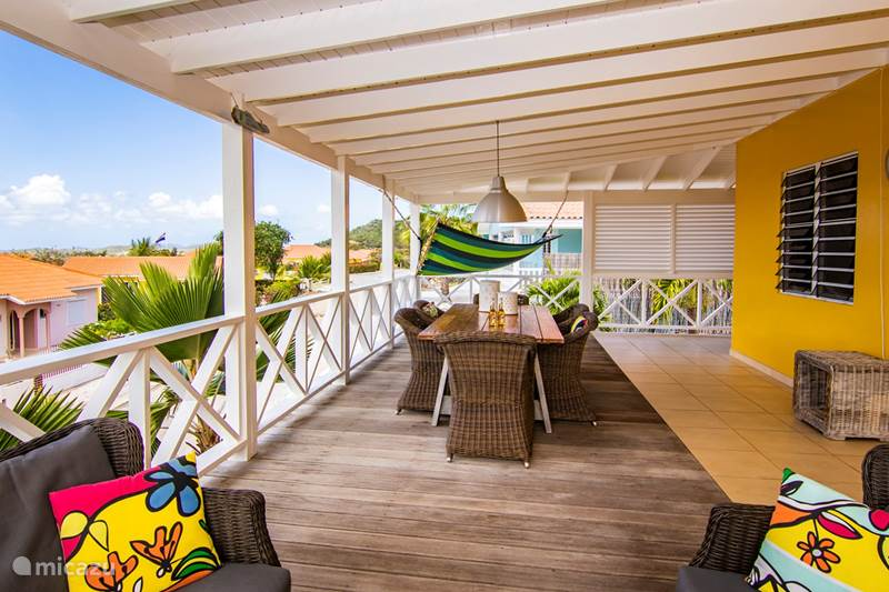 Vakantiehuis Curaçao, Banda Abou (west), Fontein Villa Villa Banda Bou