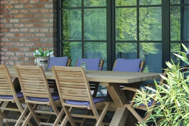 Vakantiehuis België, Ardennen, Durbuy Villa Ardennen Golfvilla