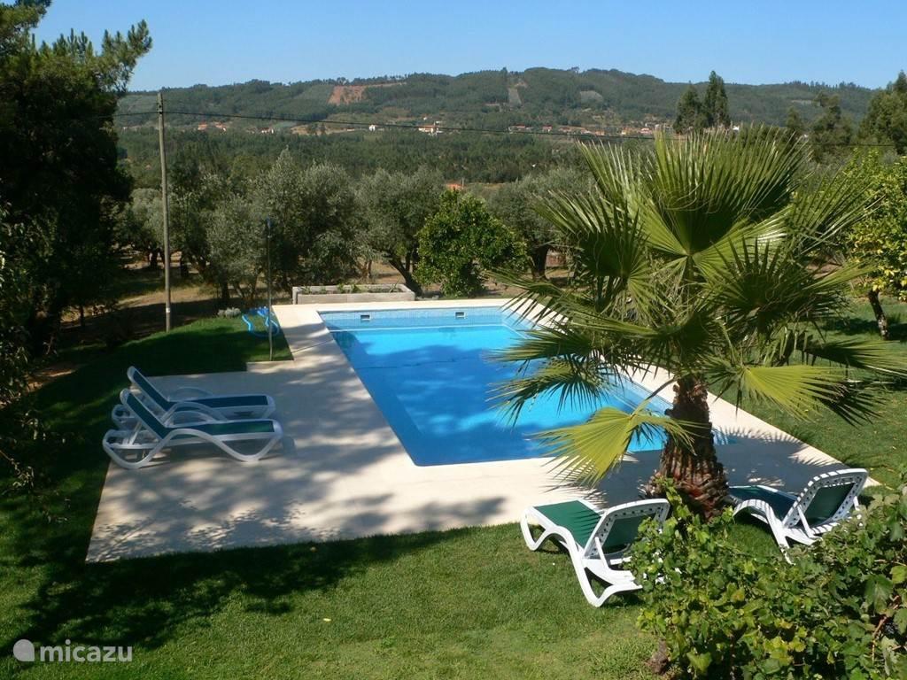 Vakantiehuis Portugal, Ribatejo, Lameiras-Carril Ferreira do Zezere Vakantiehuis Quinta PedroMar
