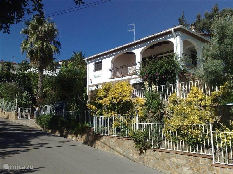 Vakantiehuis Spanje – villa Villa Lisa