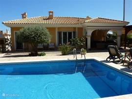 Heerlijke villa voor rust en ontspanning