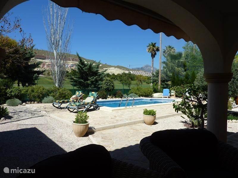 Vakantiehuis Spanje, Costa Blanca, Bonalba Vakantiehuis Alicante