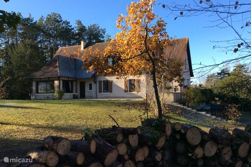 Vakantiehuis Frankrijk, Dordogne, Villetoureix Landhuis / Kasteel Domaine de Fayolle