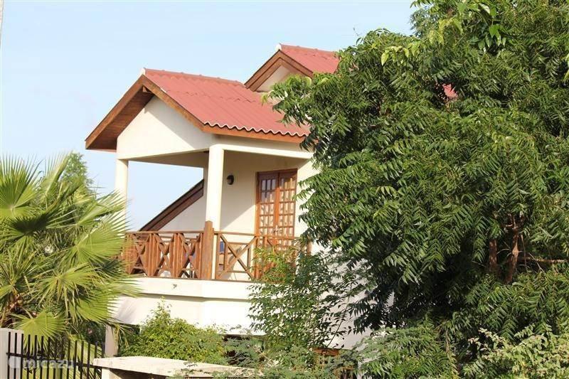 Vakantiehuis Curacao, Curacao-Midden, Girouette Vakantiehuis Villapark Girouette - prive pool