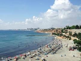 Heerlijke schone stranden in de nabije omgeving.Vanaf ongeveer half april tot t half november zijn er op alle stranden strandtentjes en ligstoelen met parasols op de stranden.