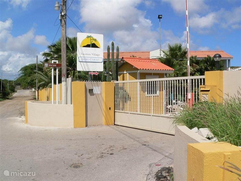 Vakantiehuis Curaçao, Banda Ariba (oost), Seru Coral appartement Appartement Seru Coral