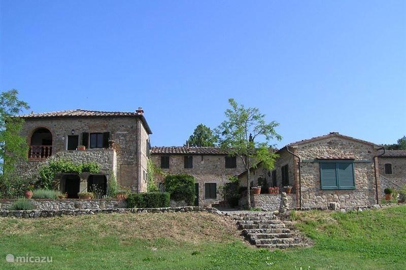 Vakantiehuis Italië, Toscane, Casole d`Elsa Appartement Rofena
