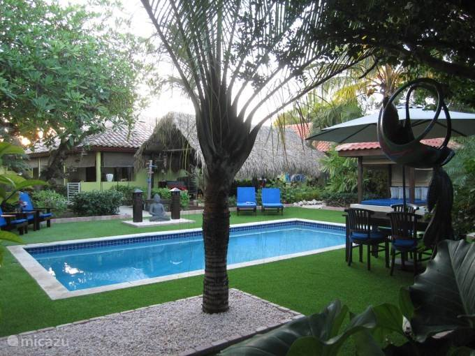 Vakantiehuis Curaçao, Curacao-Midden, Julianadorp appartement Villa L'Orangerie appartement