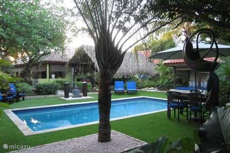 Vakantiehuis Curaçao – appartement Villa L'Orangerie appartement