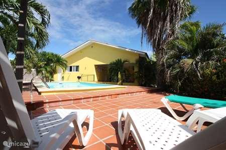 Vakantiehuis Curaçao, Banda Abou (west), Daniël - bungalow Antilleandream