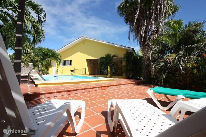 Vacation rental Curaçao, Banda Abou (West), Daniël Bungalow Antilleandream