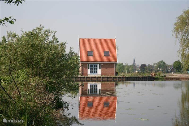 Vakantiehuis Nederland, Utrecht, Maarssen Gîte / Cottage Het vissershuisje