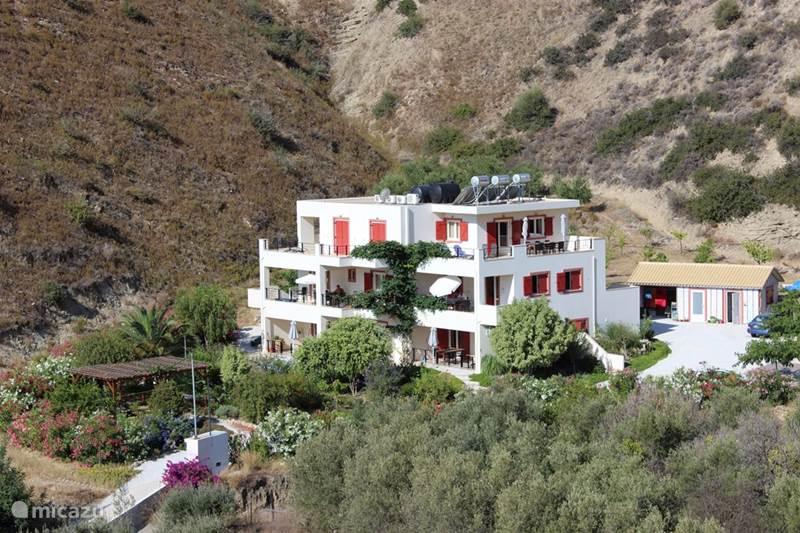 Vakantiehuis Griekenland, Kreta, Myrtos Appartement Villa Dianthe