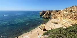 Dit prachtige strand van Centianes ligt op c.a 7 minuten lopen vanaf het appartement